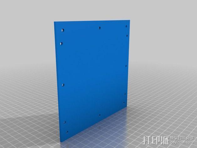 排烟管 3D模型  图4