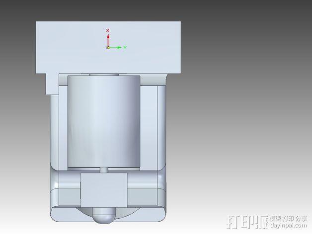 风扇 3D模型  图6