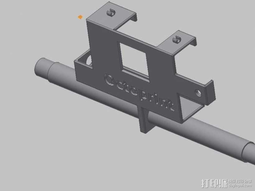 支座 3D模型  图5