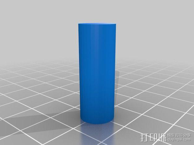 DIY收纳盒 3D模型  图2