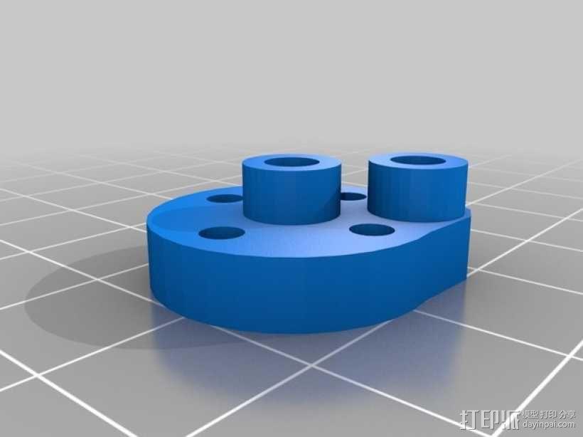 DIY收纳盒 3D模型  图4