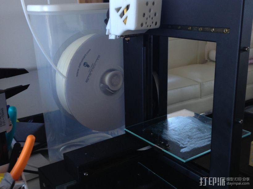 DIY收纳盒 3D模型  图5