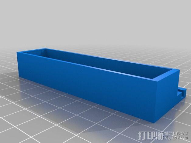 工具架 3D模型  图2