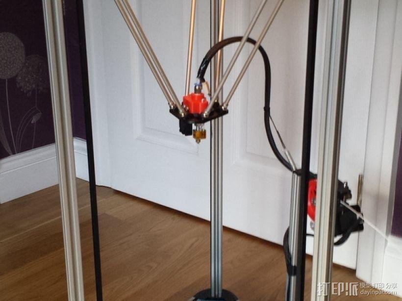 自制3D打印机 3D模型  图1