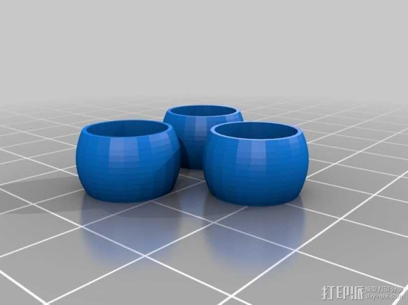 自制3D打印机 3D模型  图6