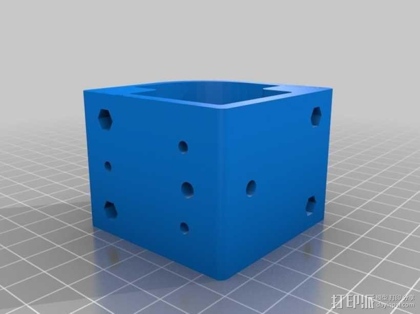 自制3D打印机 3D模型  图23