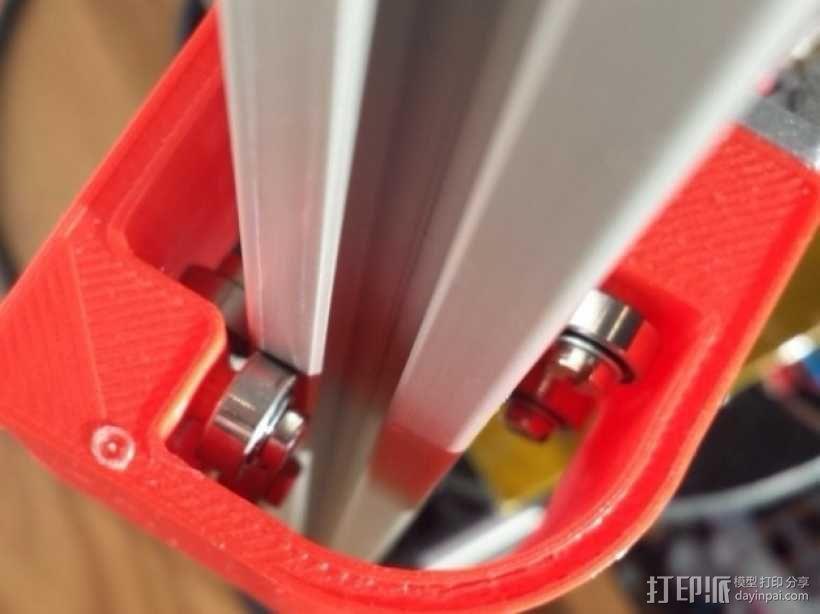 自制3D打印机 3D模型  图31