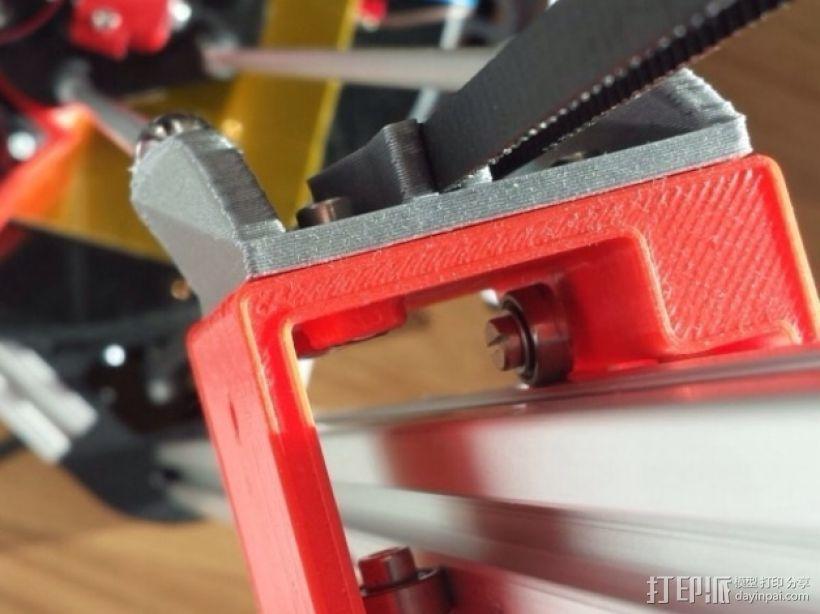 自制3D打印机 3D模型  图32
