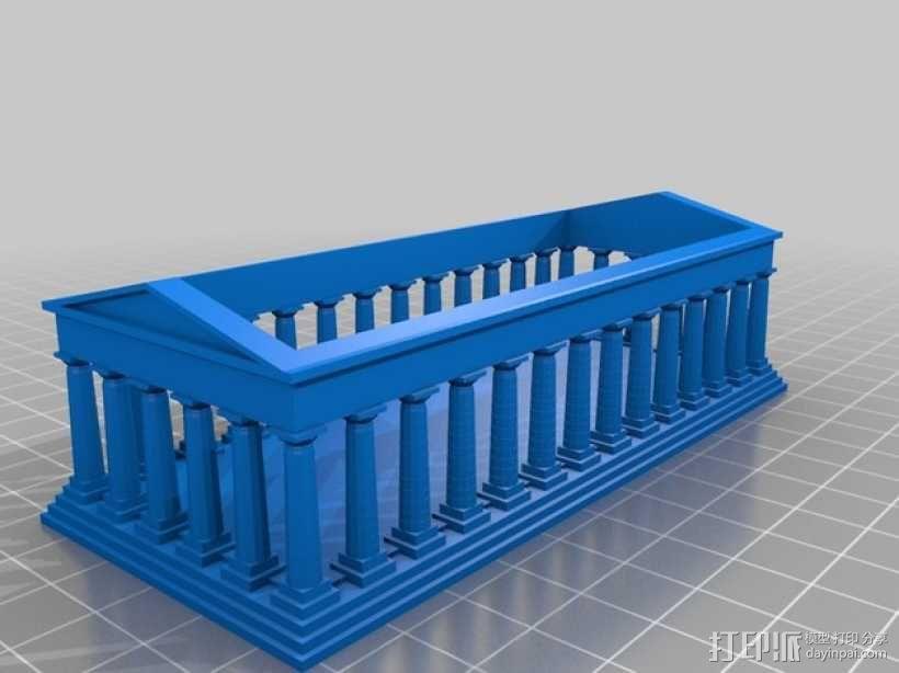 打印测试 3D模型  图3