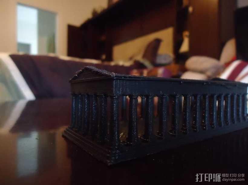 打印测试 3D模型  图1