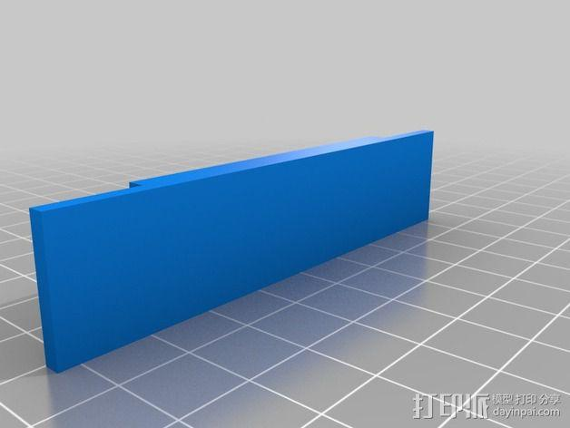 导杆 3D模型  图3