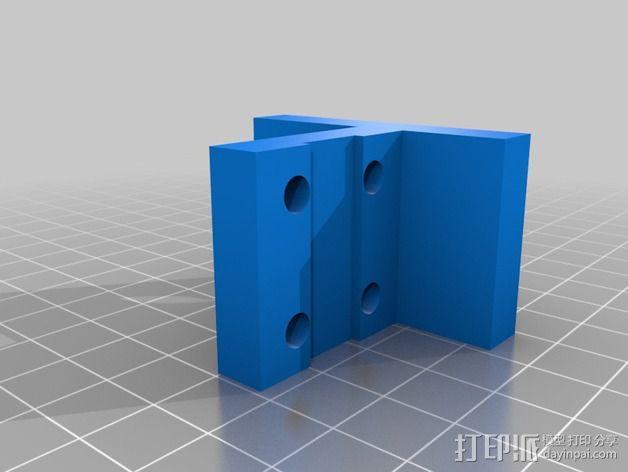 导杆 3D模型  图6