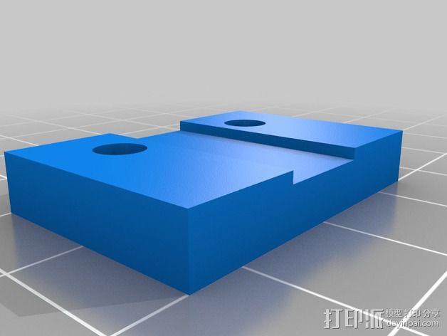 导杆 3D模型  图5
