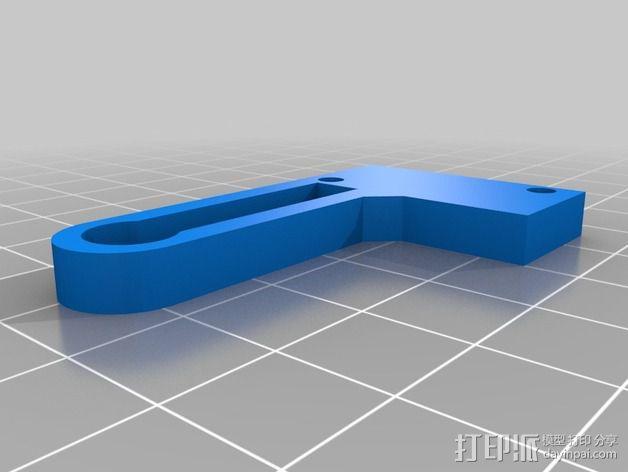 水平校准 3D模型  图3