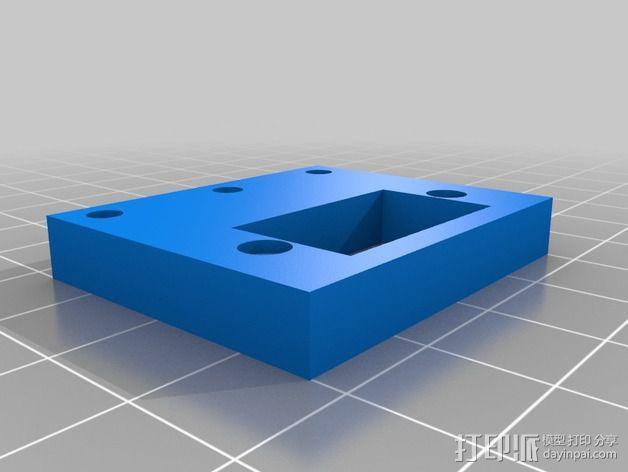 水平校准 3D模型  图2