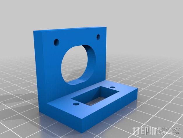 水平校准 3D模型  图5