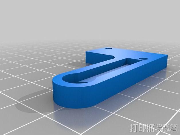水平校准 3D模型  图4
