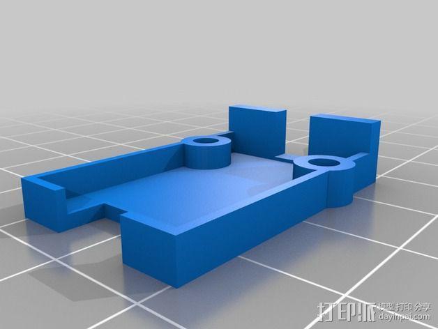 保护器 3D模型  图2