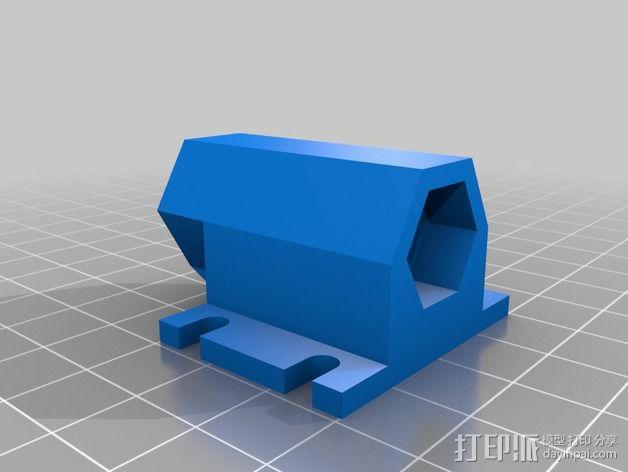 激光切割打印机 3D模型  图7