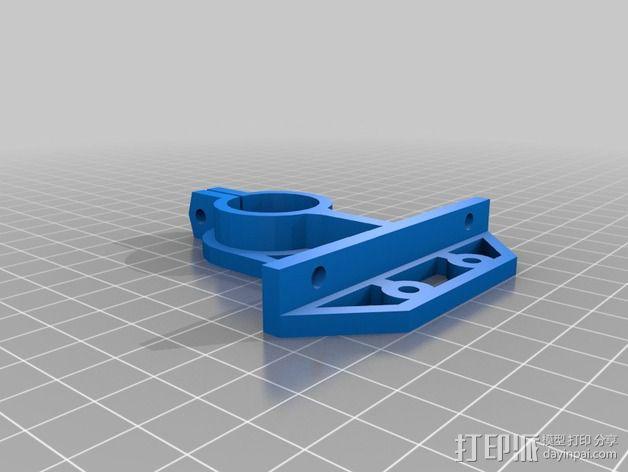 激光切割打印机 3D模型  图10