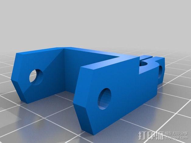 激光切割打印机 3D模型  图8