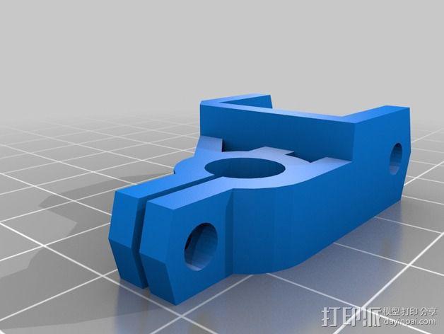 激光切割打印机 3D模型  图9