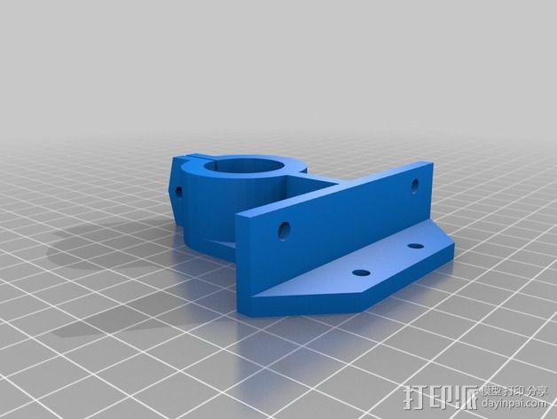 激光切割打印机 3D模型  图18