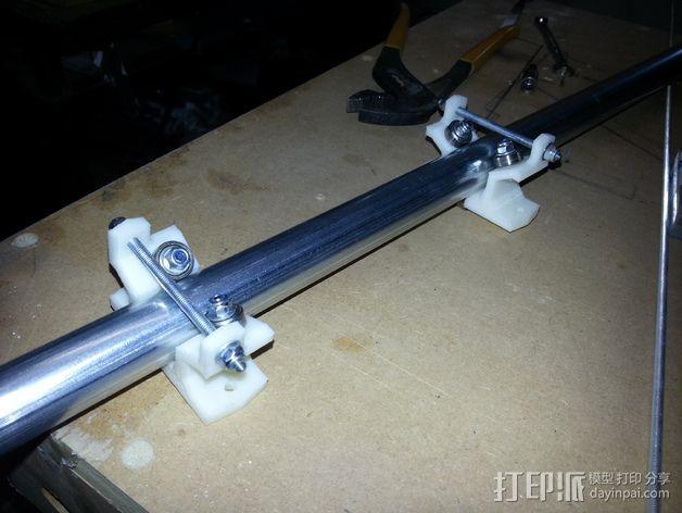 激光切割打印机 3D模型  图21