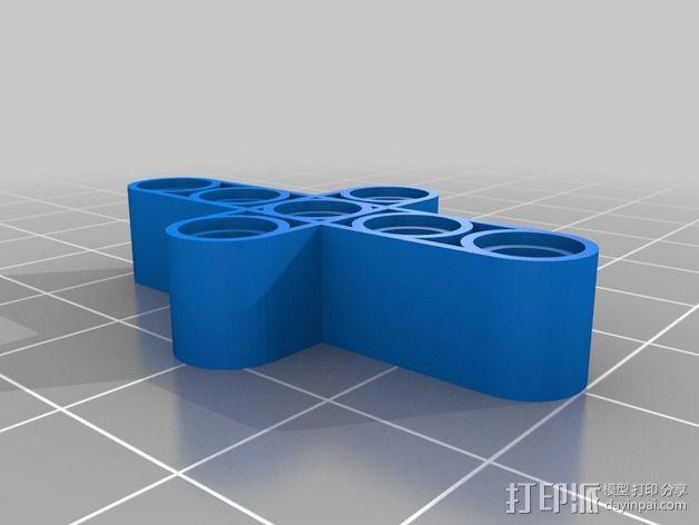 乐高 X-Beam 3D模型  图2