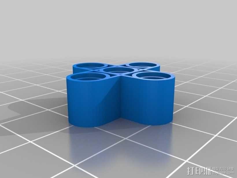 乐高 X-Beam 3D模型  图4