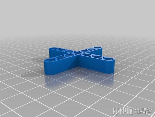 乐高 X-Beam 3D模型  图3