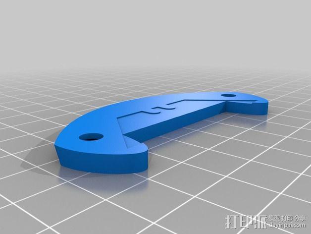 搅拌机 3D模型  图2