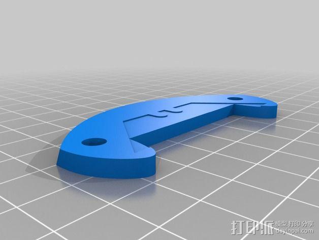 搅拌机 3D模型  图3