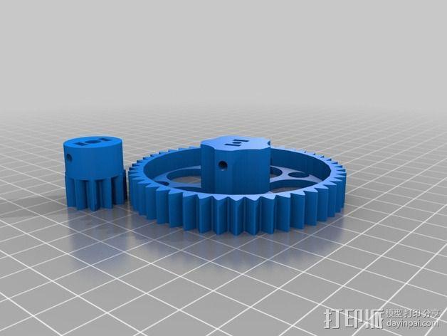 prusa i3 适配器 3D模型  图8