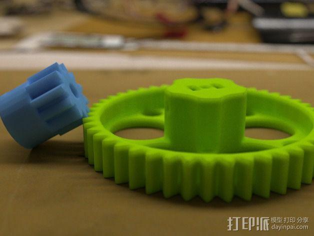 prusa i3 适配器 3D模型  图7