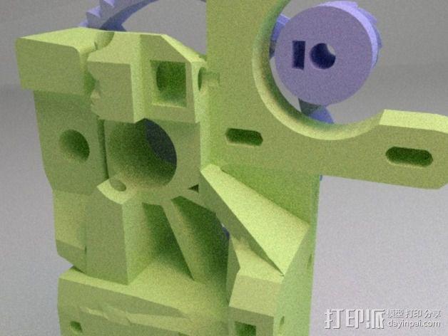 prusa i3 适配器 3D模型  图6