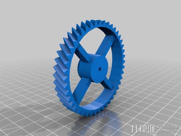 prusa i3 适配器 3D模型  图10