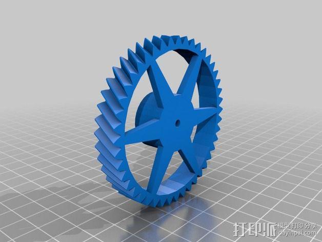 prusa i3 适配器 3D模型  图11