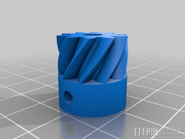 prusa i3 适配器 3D模型  图12