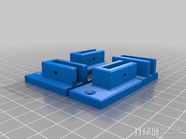 配件 3D模型  图1