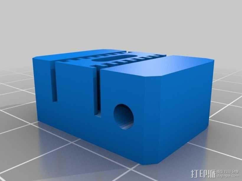 线轴 3D模型  图5
