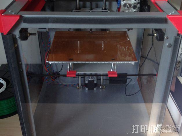 Y轴适配器 3D模型  图5