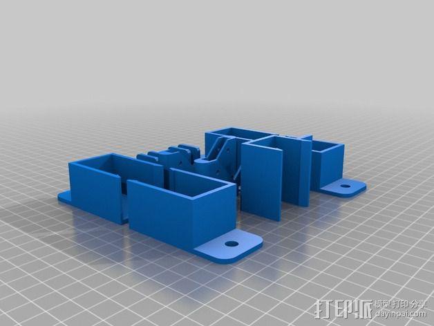 外壳夹 3D模型  图6