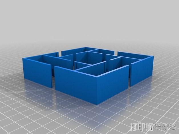 外壳夹 3D模型  图5