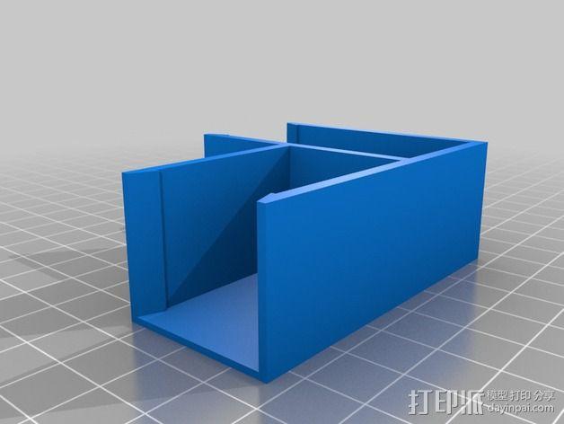 外壳夹 3D模型  图10