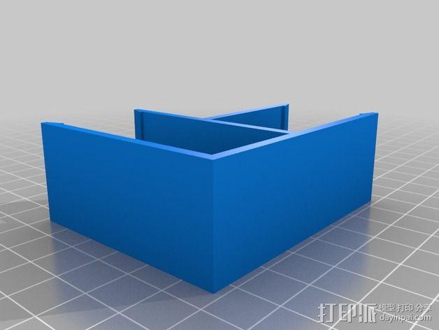 外壳夹 3D模型  图9