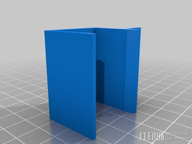 外壳夹 3D模型  图12