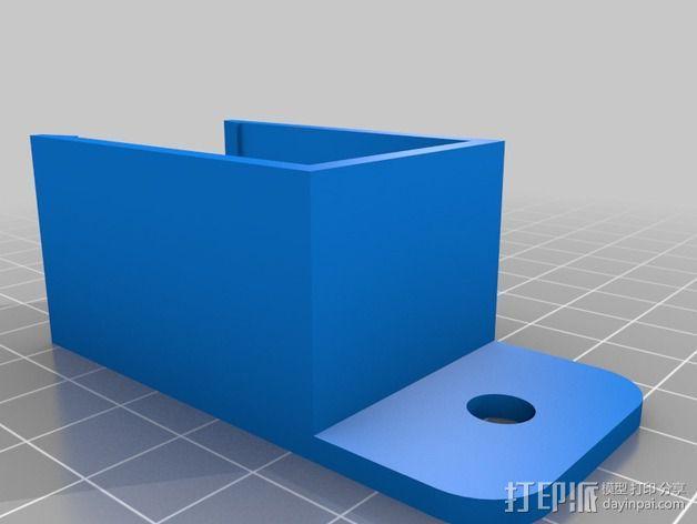 外壳夹 3D模型  图11