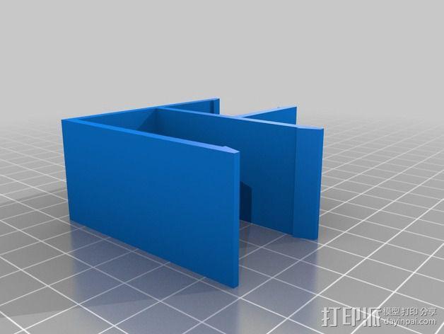 外壳夹 3D模型  图13
