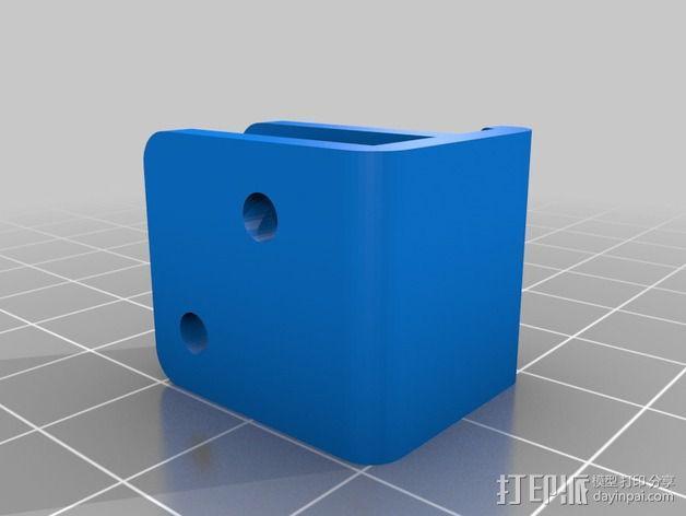 外壳夹 3D模型  图15